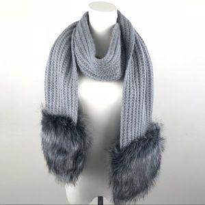 New Kate Spade knit scarf muffler